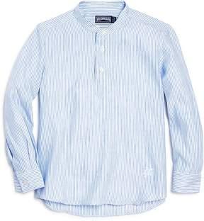 Vilebrequin Boys' Striped Shirt - Little Kid, Big Kid