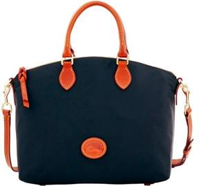 Dooney & Bourke Nylon Satchel - MULTI-COLOR - STYLE