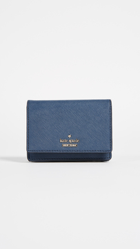 Kate Spade Cameron Street Beca Wallet - AZURITE - STYLE