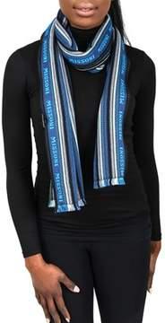 Missoni Scr5wou5074 0002 Blue 100% Wool Womens Scarf.