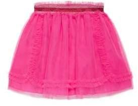 Gucci Little Girl's & Girl's Tulle Ruffled Skirt