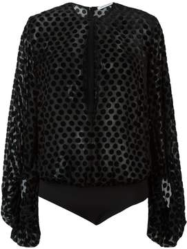 Camilla And Marc 'Carmine' bodysuit blouse