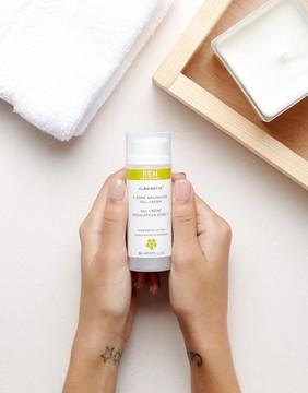 Ren REN Clarimatte T-Zone Balancing Gel Cream 50ml