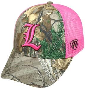 Top of the World Adult Louisville Cardinals Sneak Realtree Snapback Cap