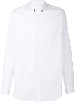 Roberto Cavalli charm collar shirt