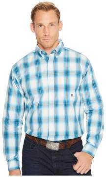 Roper 1183 Blue Jay Ombre Men's Clothing