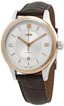 Oris Classic Date Automatic Silver Dial Men's Watch