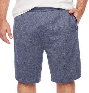 Co THE FOUNDRY SUPPLY The Foundry Big & Tall Supply Fleece Workout Shorts Big and Tall