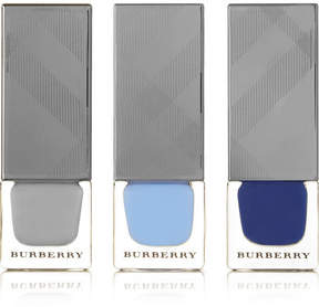 Burberry Beauty - Nail Polish Set - Blue