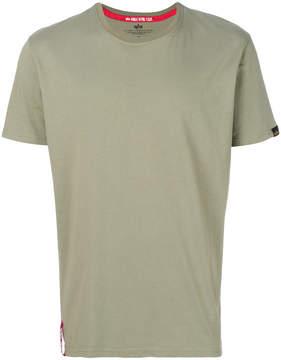 Alpha Industries back print T-shirt
