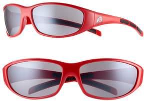 NCAA Adult Utah Utes Wrap Sunglasses