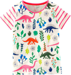 Boden Florasaurus Hotchpotch T-Shirt
