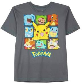 Pokemon Boys' Graphic T-Shirt