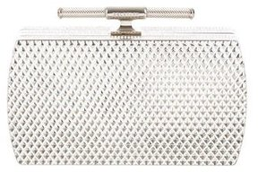 Belstaff Textured Embellished Clutch