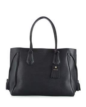 Longchamp Penelope Large Leather Tote Bag