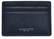 Michael Kors Embossed Leather Card Case