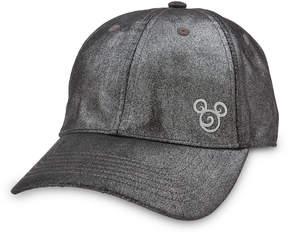 Disney Mickey Mouse Metallic Baseball Cap for Adults