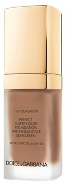 Dolce & Gabbana Beauty Perfect Matte Liquid Foundation - Amber 148