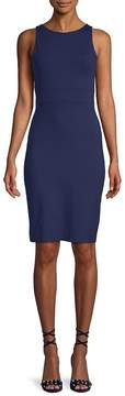 Susana Monaco Women's Back-Twist Sleeveless Dress