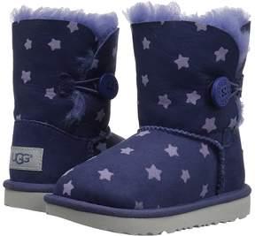 UGG Bailey Button II Stars Girls Shoes