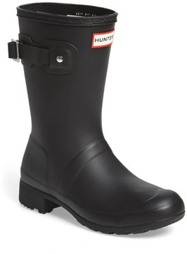 Hunter Women's Tour Short Packable Rain Boot