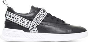 Kenzo Calvin leather trainers