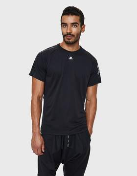 adidas X Kolor Climachill Tee in Black