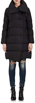 Bacon Women's Big Puffa Down-Quilted Tech-Taffeta Coat