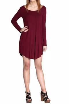 Cherish Elbow Patch Dress
