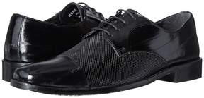 Stacy Adams Gatto Leather Sole Cap Toe Oxford Men's Lace Up Cap Toe Shoes