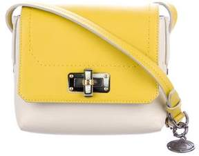 Lanvin Leather Flap Crossbody