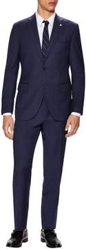 Lubiam Men's May Wool Suit