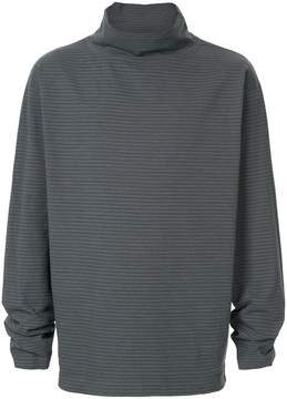 H Beauty&Youth roll neck T-shirt