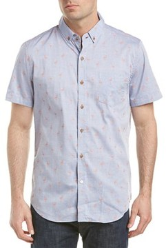 Sovereign Code Crystal Cove Woven Shirt.