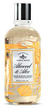 Almond and Aloe Hand and Body Wash by Caswell-Massey (10oz)