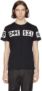 Diesel Black T-Diego SO T-Shirt