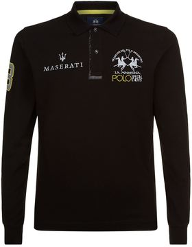 La Martina Maserati Polo Shirt