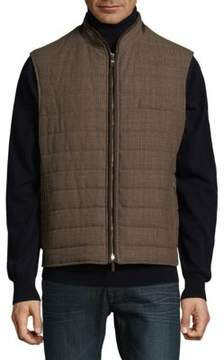 Luciano Barbera Quilted Vest