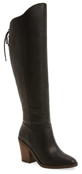 Lucky Brand Women's Pembe Asymmetrical Boot