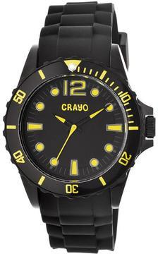 Crayo Fierce Collection CRACR2304 Unisex Watch