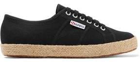 Superga Canvas Espadrille Sneakers