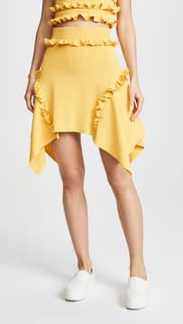 C/Meo Collective Iridescent Skirt