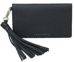 Sanctuary Leather Travel Wallet