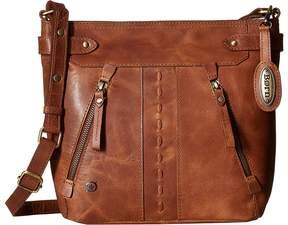 Børn Zavalla Distressed Leather Handbags