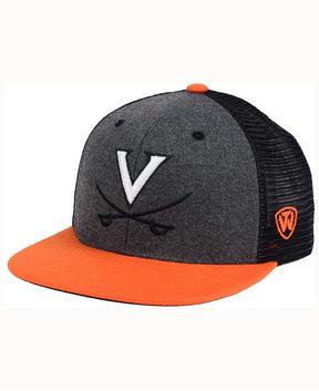 Top of the World Virginia Cavaliers Mammoth Snapback Cap
