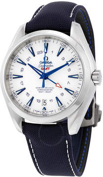 Omega Seamaster White Dial Automatic Men's Watch