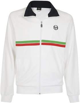 Sergio Tacchini Zipped Color-block Jacket