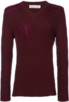 Martine Rose military jumper