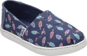 Toms Seasonal Classic Alpargata (Children's)