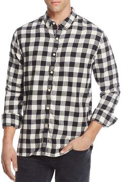 Joe's Jeans Piper Check Long Sleeve Button-Down Shirt